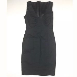 Elie Tahari Dress Sheath Cocktail Stretch Size 0